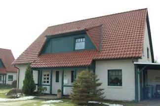 Casa de vacaciones en Trassenheide