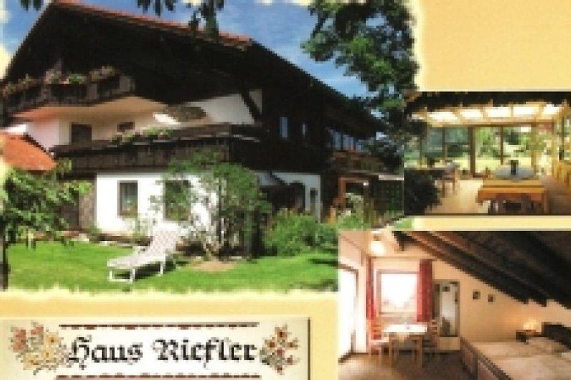 Pension Riefler **** en Nesselwang - imágen 2