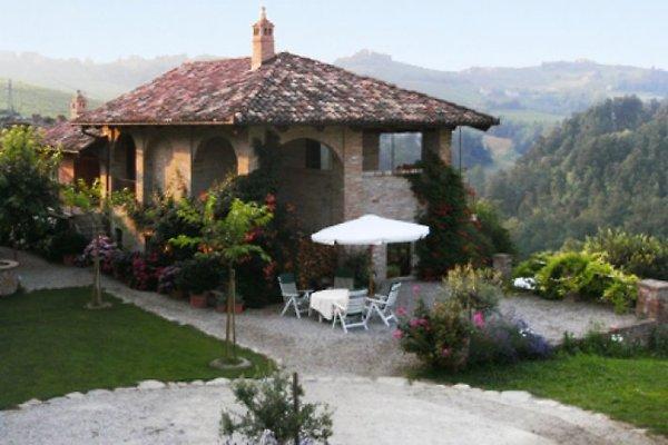 Das Gästehaus der Cascina Ornati