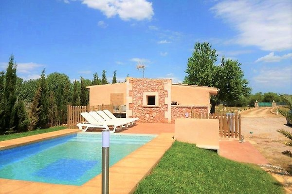 Finca Casita David in Campos - Bild 1