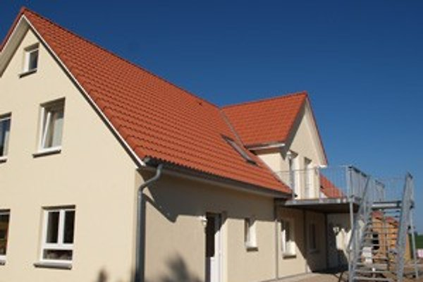 Wohnung Kastanie im Landhaus  en Krassow -  1