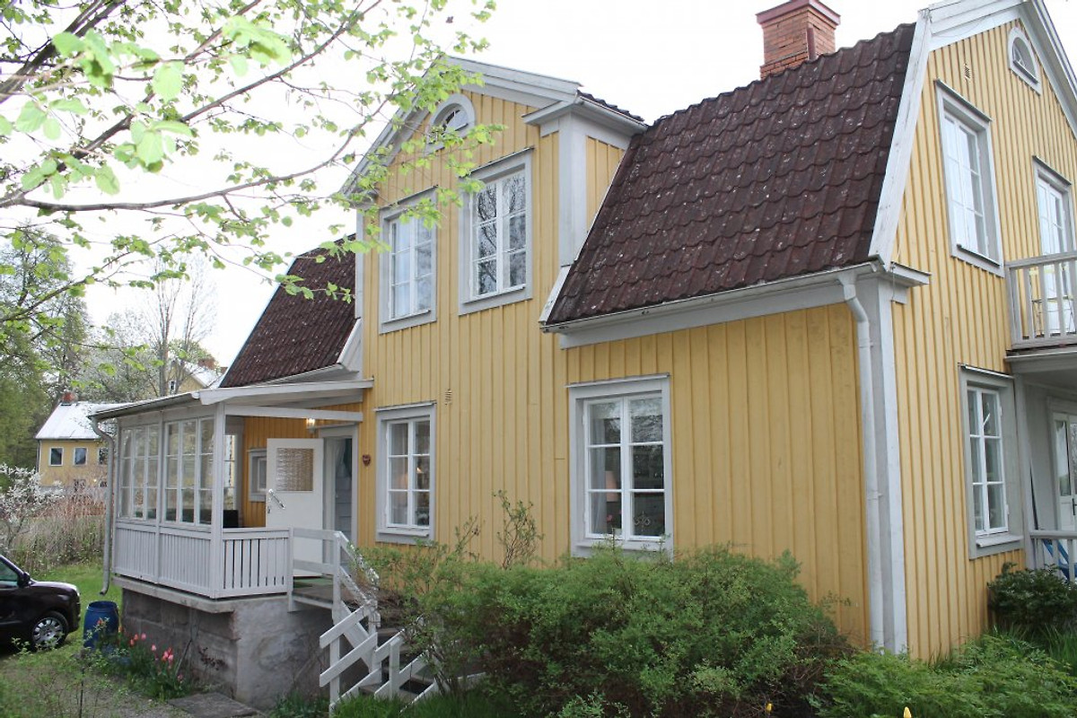 solsken schwedische villa ferienhaus in fagerhult mieten. Black Bedroom Furniture Sets. Home Design Ideas