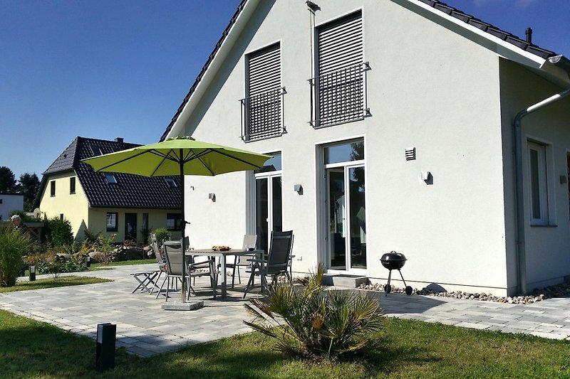 Ferienhaus Wind und Wellen Rügen / Lauterbach