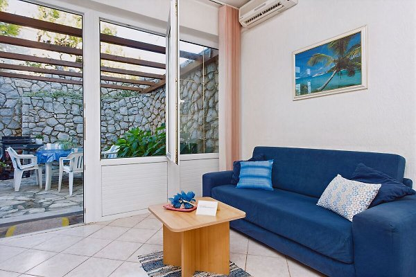 Apartments Grgurevic - 5 Pax in Punat - Bild 1
