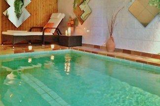 Wellness*****Ferienhaus mit Pool