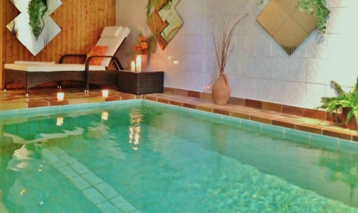 wellness ferienhaus casa vacanze in bad bergzabern affittare. Black Bedroom Furniture Sets. Home Design Ideas