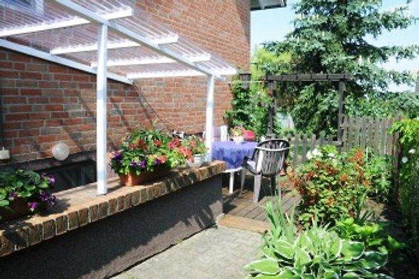 Sitzecke Gartenbereich
