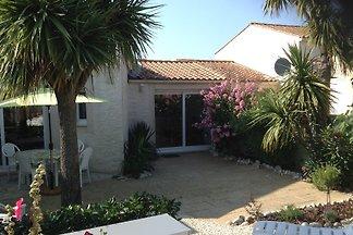 Grande maison de vacances sur l'île d`Oleron