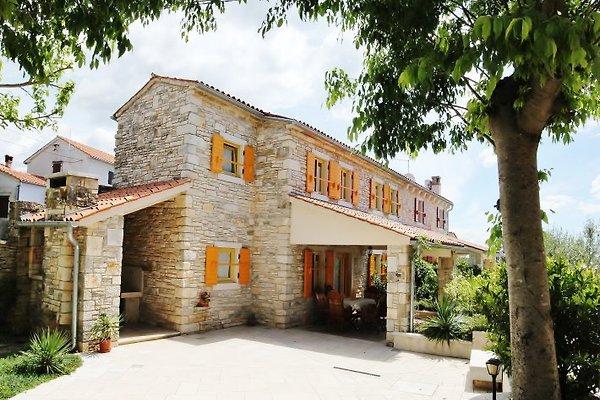 Villa Valentina en Kanfanar -  1