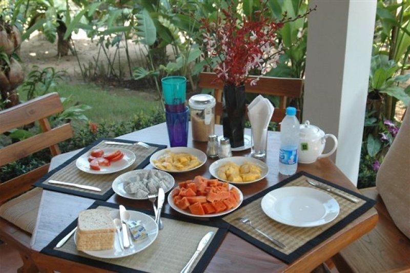 Fruehstueck/Breakfast