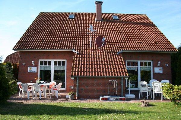 Doppelhaus Aussenansicht