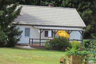 Ferienhaus am Haveleck + Ruderboot