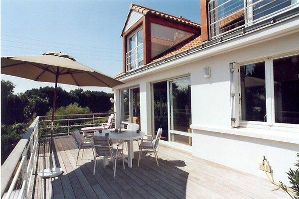 Haus mit Süd-Terrasse