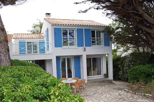 Casa de la playa LaBr1711 en La Bree les Bains - imágen 1