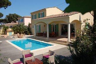 Zauberhaftes Haus bei Ste-Maxime für 8 Personen