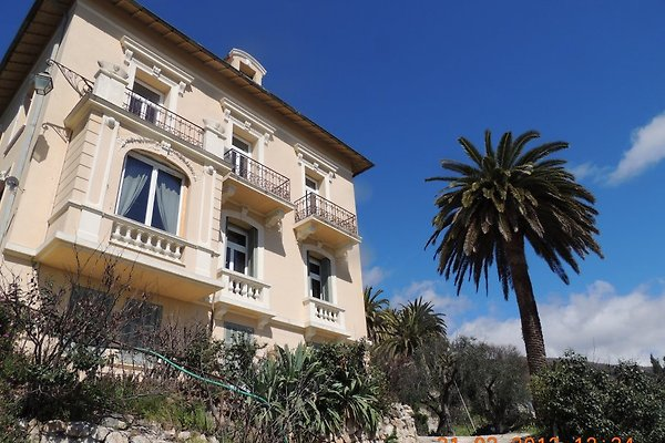 Villa Elisa en Grasse - imágen 1