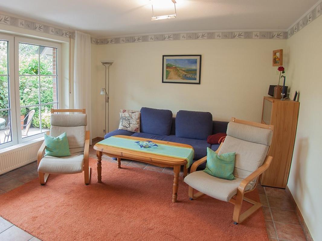ferienwohnung die muschel ferienwohnung in dangast mieten. Black Bedroom Furniture Sets. Home Design Ideas