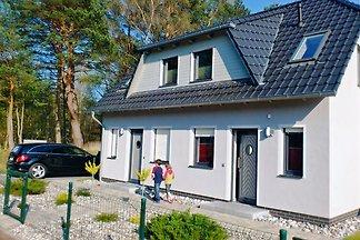 Ferienhaus STOLKOS mit Sauna
