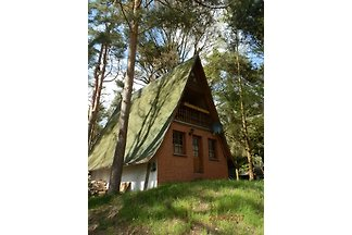 Finnhütte direkt in der Natur