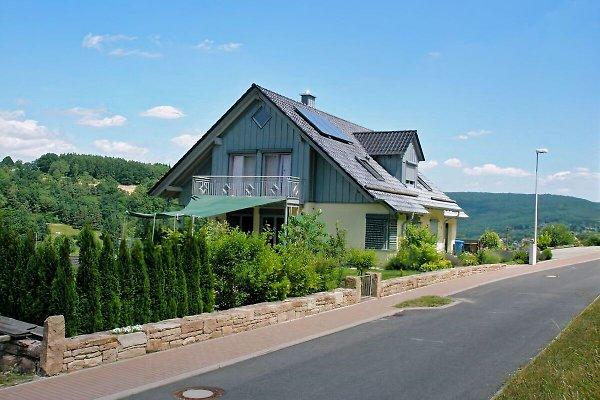 Ferienwohnung Schöne Aussicht in Rieneck - immagine 1