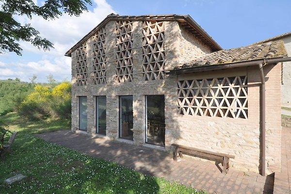 Ferienhaus für 6 Personen en San Gimignano -  1