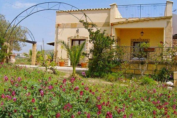 Villa de vacaciones con vistas al mar en Realmonte -  1