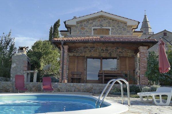 Villa Poljica en Poljica - imágen 1