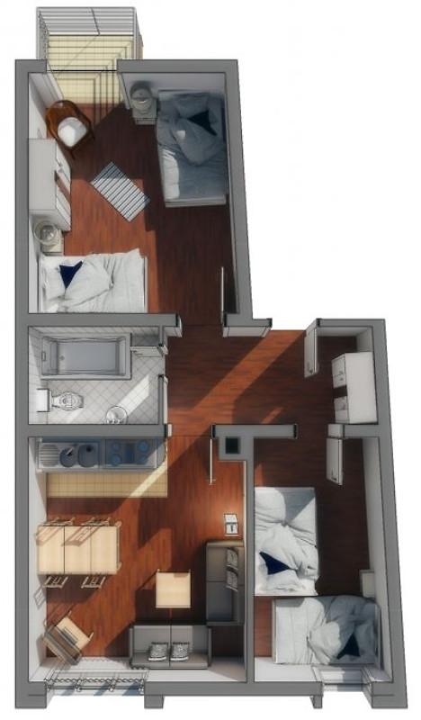 ferienwohnung k ln peter ferienwohnung in k ln innenstadt mieten. Black Bedroom Furniture Sets. Home Design Ideas