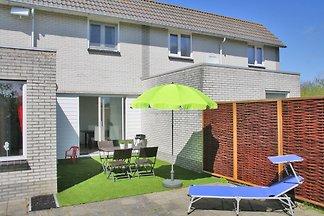 Schönes modern eingerichtetes Ferienhaus in einer guter Lage in Callantsoog für 4 Personen