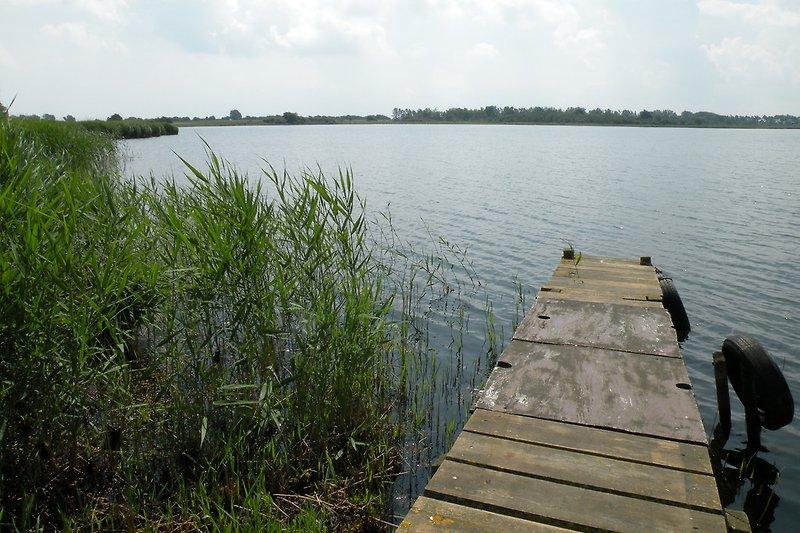 Ferienhaus am Wasser!