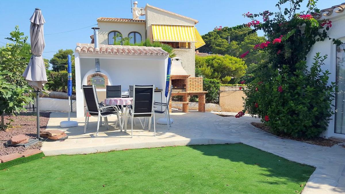Außenküche Mit Pizzaofen : Casa angelica ferienhaus in jávea mieten