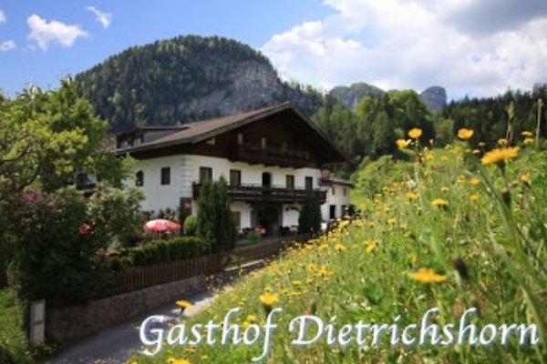wandern im Salzburger Land en Unken -  1
