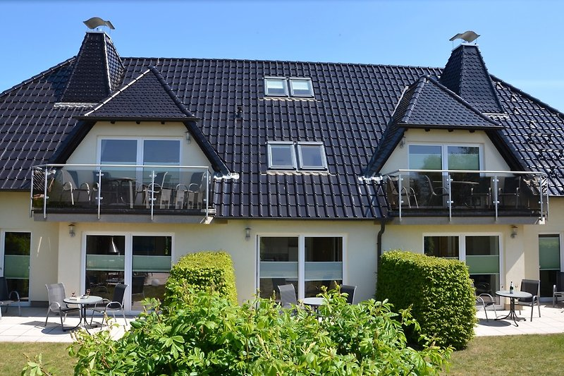 Ferienapartementhaus Vincent mit 6 ferienwohnungen + kl. Ferienhaus