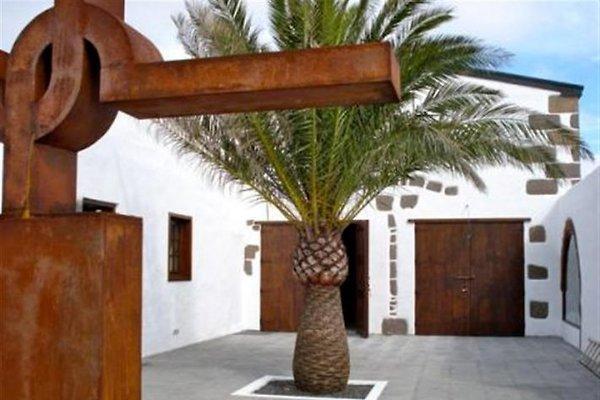 Eingang Camel House Casas