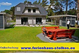 Ferienhaus Stolkos-A in Karlshagen - mit Kamine