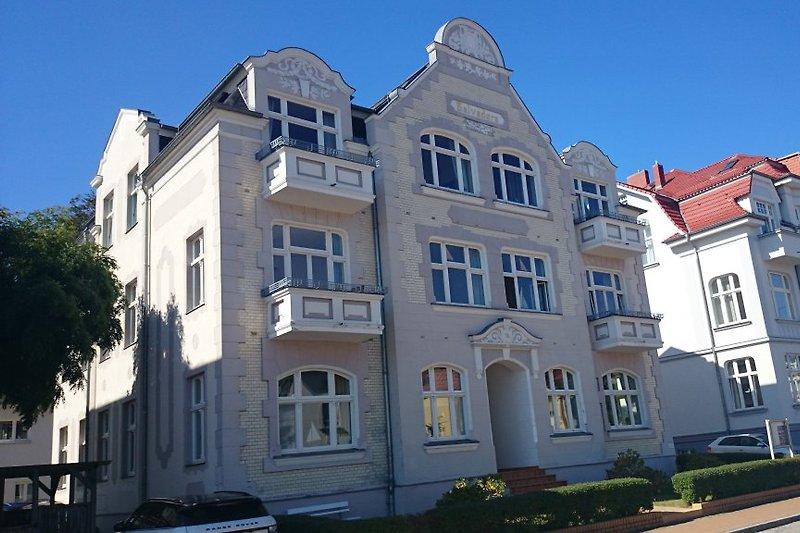 Villa Belvedere in der Bergstraße