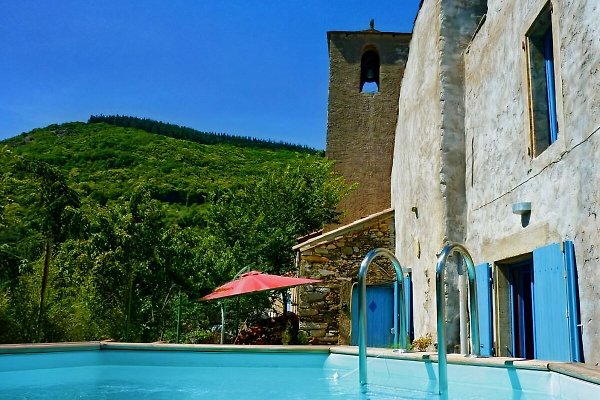 Garden House GRANDIL e piscina in Cassagnoles - immagine 1