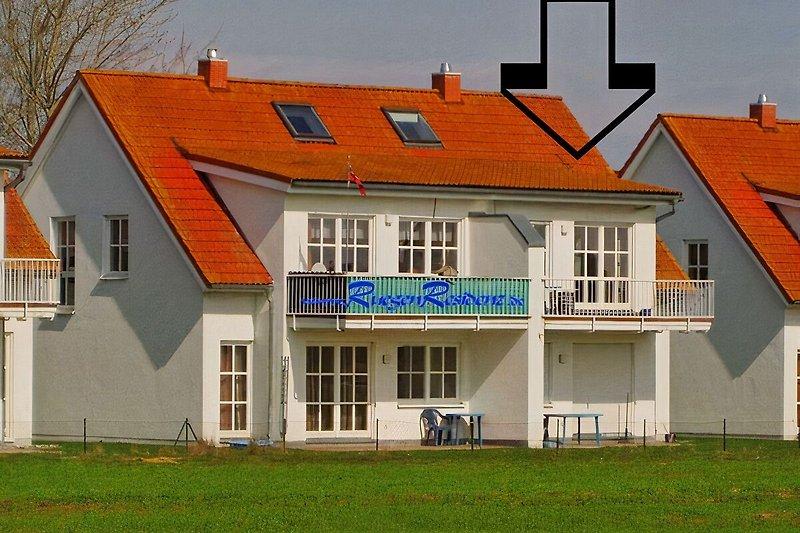 Ferienanlage Zudar auf Rügen