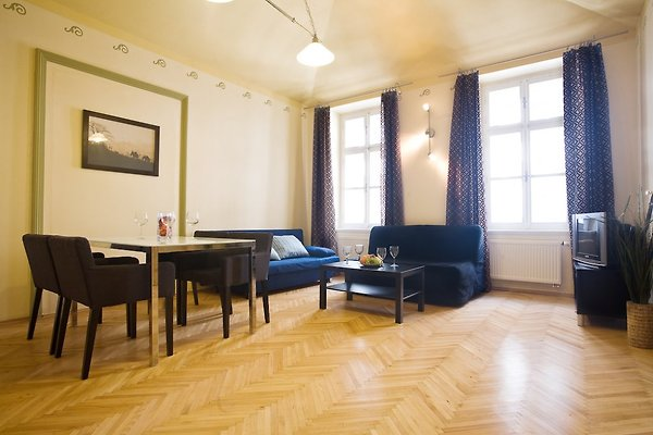 2 bedroom - Velvet Apartment E en Prague 1-Stare Mesto - imágen 1