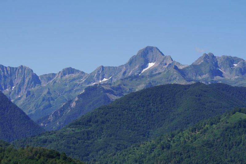 Der Mont Valier (2838 m)
