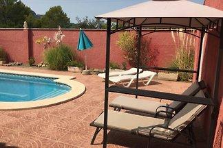 Villa Luna mit Klimaanlagen