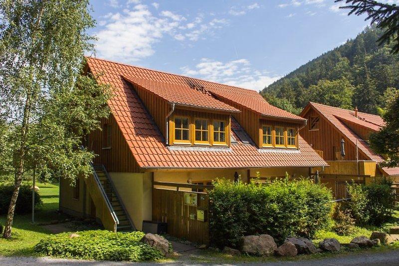 Ferienhäuser am Brocken