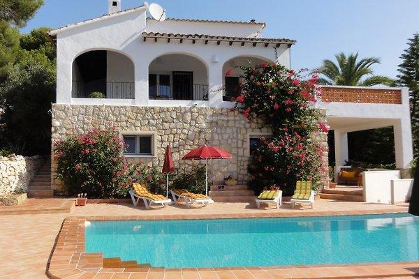 casa vacanze in Moraira - immagine 1