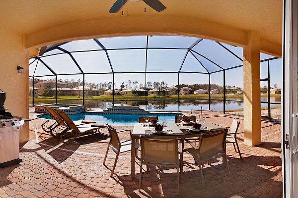 Villa Sunset in Fort Myers - Bild 1