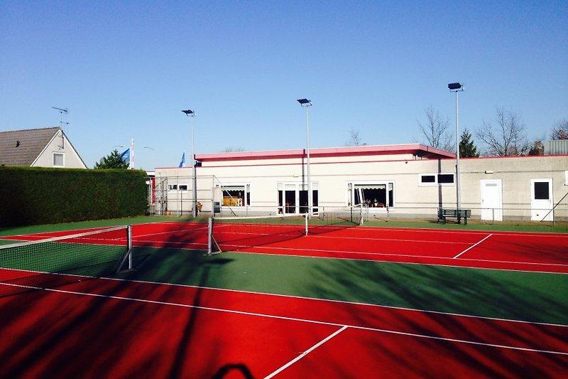 Tennisspielen Gratis