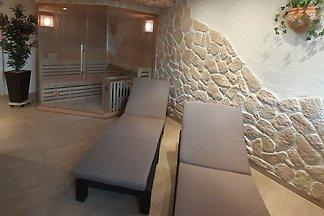 Ferienhaus Feinen /Sauna + Garten
