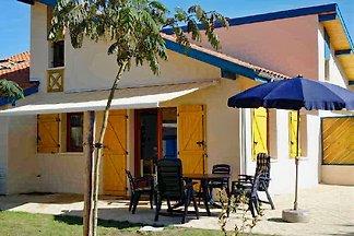 Luxuöses Haus im Ferienpark Village Océlandes
