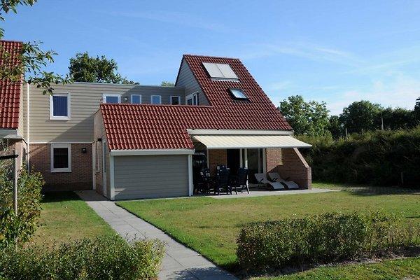 Luxe 8P maison de vacances à Kortgene - Image 1