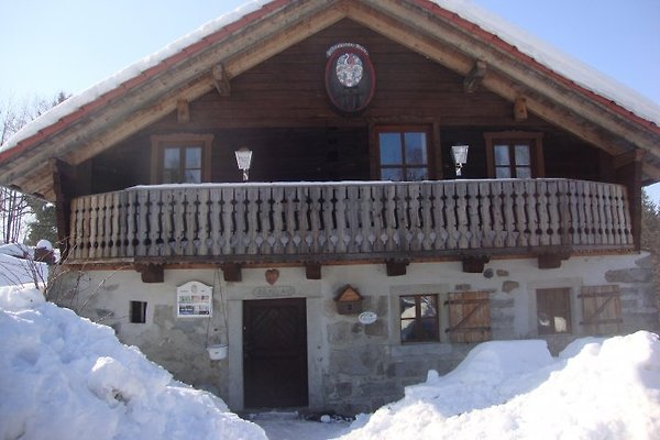 Schauberger-Hütte à Waldkirchen - Image 1