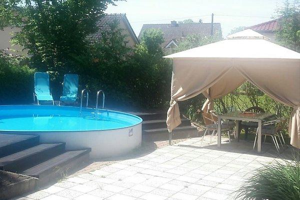 ferienhaus mit pool bei berlin ferienhaus in neuenhagen mieten. Black Bedroom Furniture Sets. Home Design Ideas